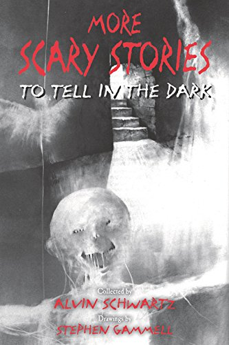 More Scary Stories To Tell in the Dark Book - JKA Toys
