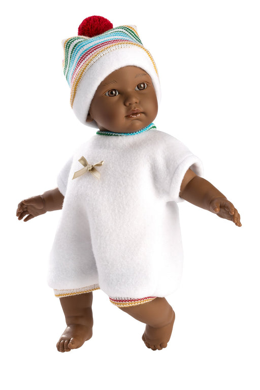 "Morgan 11"" Soft Body Crying Baby Doll - JKA Toys"