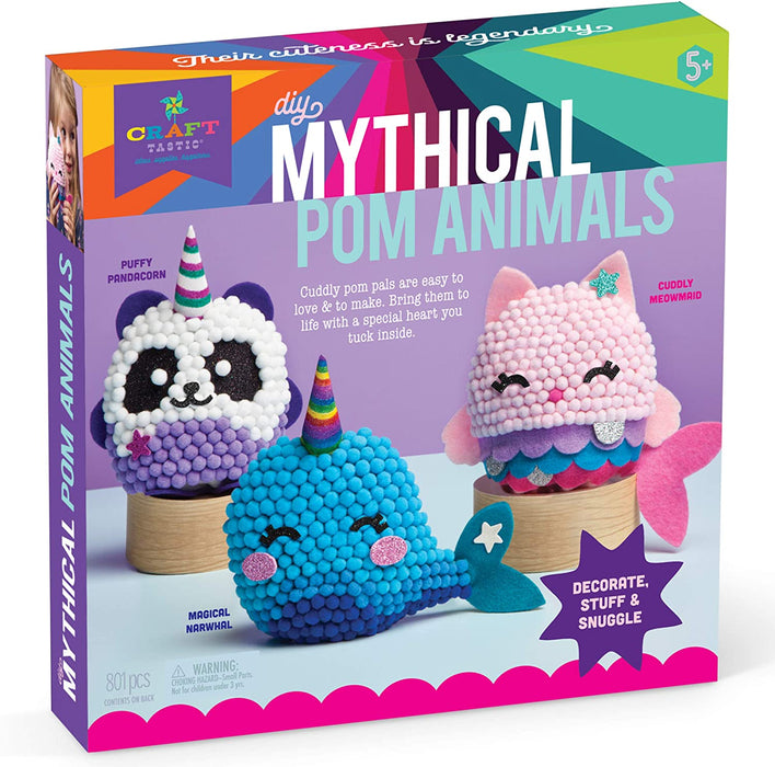 Mythical Pom Animals - JKA Toys