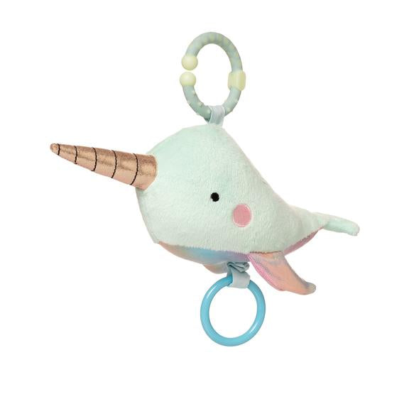 Narwhal Activity Toy - JKA Toys