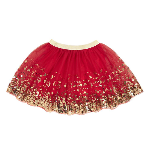 Red Sequin Tutu - JKA Toys