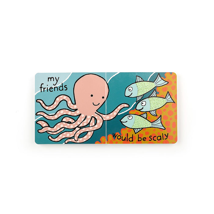If I Were An Octopus Touch & Feel Book - JKA Toys