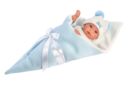 "Oliver Newborn 14"" Crying Doll - JKA Toys"