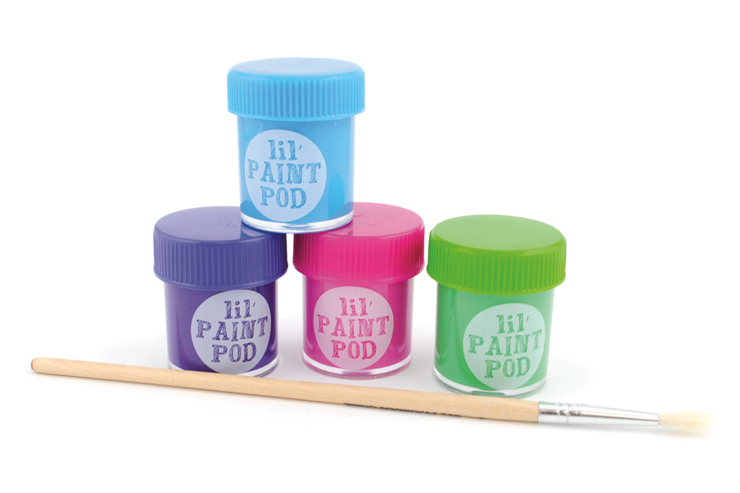 Lil Poster Paint Pods - Set of 12 - JKA Toys