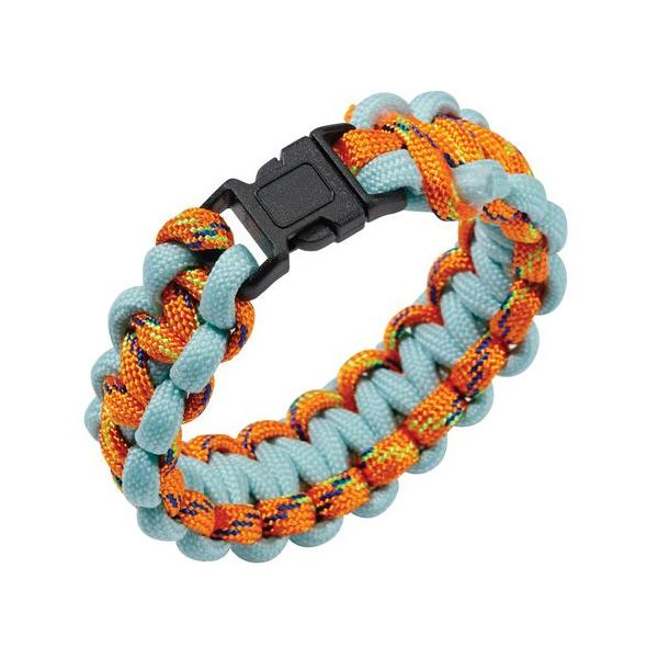 Glow-In-The-Dark Paracord Wristbands - JKA Toys