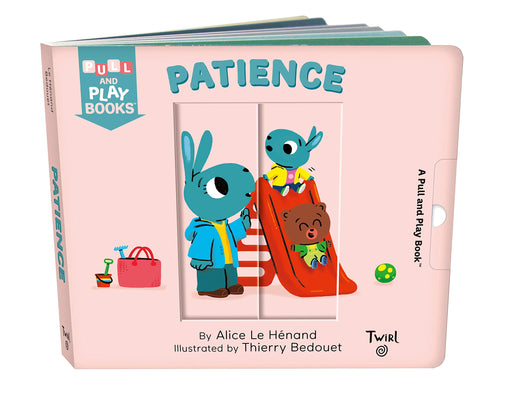 Patience: A Pull The Tab Book - JKA Toys