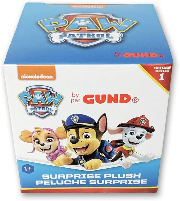 Paw Patrol Plush Surprise Box - JKA Toys
