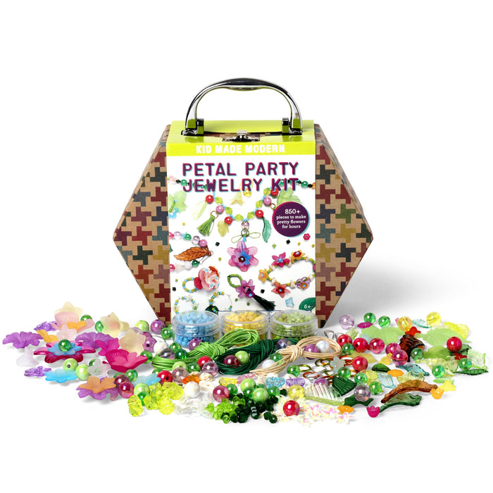 Petal Party Jewelry Kit - JKA Toys