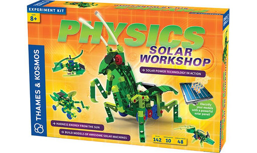 Physics Solar Workshop - JKA Toys