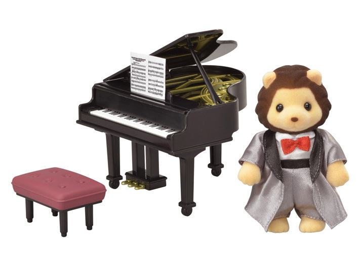 Calico Critters Grand Piano Concert Set - JKA Toys