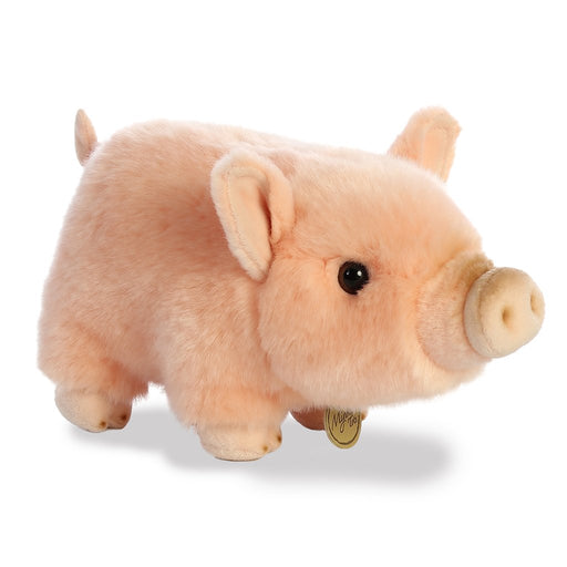 Pink Pot-Bellied Pig - JKA Toys