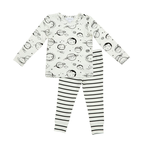 Huggable Planets Lounge Wear Set Size 2T - JKA Toys