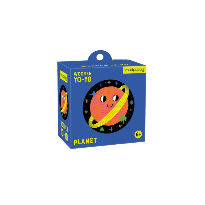 Planet Wooden Yo-Yo - JKA Toys
