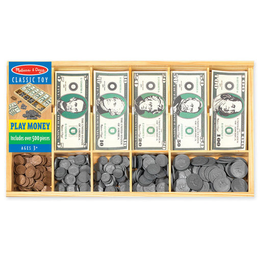 Play Money Set - JKA Toys