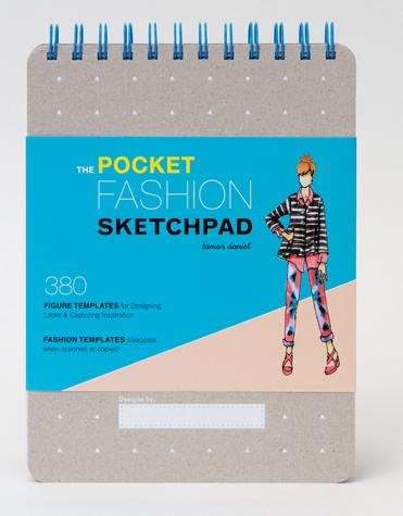 The Pocket Fashion Sketchpad - JKA Toys