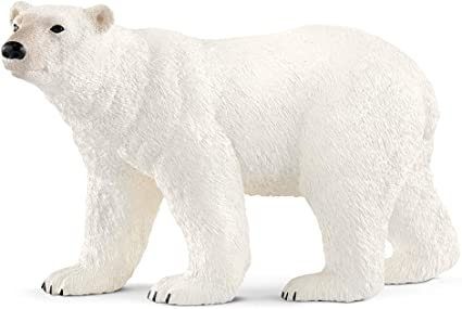 Polar Bear Figure - JKA Toys
