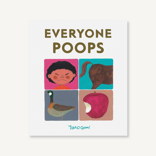 Everyone Poops Hardcover Book - JKA Toys