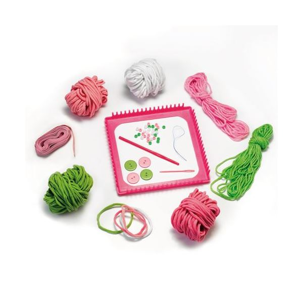 Lots o' Loops Potholder Loom - JKA Toys