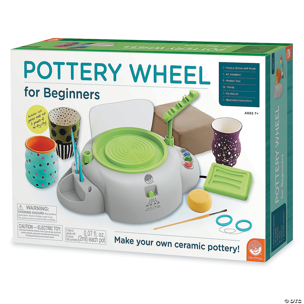 Pottery Wheel For Beginners - JKA Toys