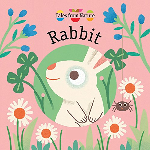Tales From Nature: Rabbit Board Book - JKA Toys