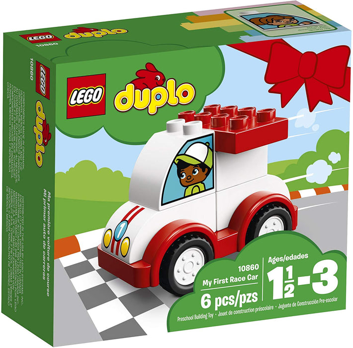LEGO Duplo My First Race Car - JKA Toys