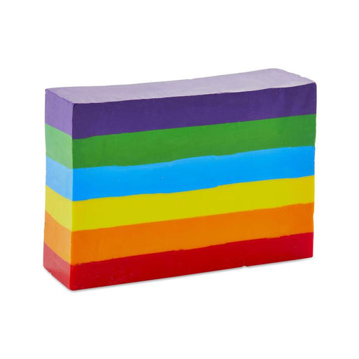Rainbow Block Crayon