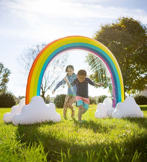 Inflatable Rainbow Sprinkler - JKA Toys