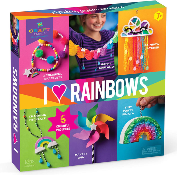 I Love Rainbows - JKA Toys