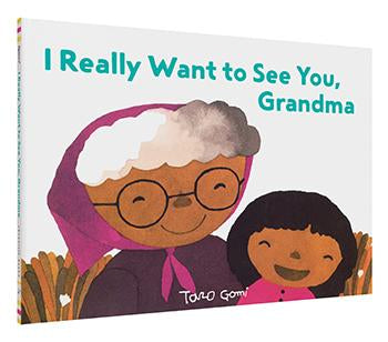 I Really Want To See You, Grandma - JKA Toys