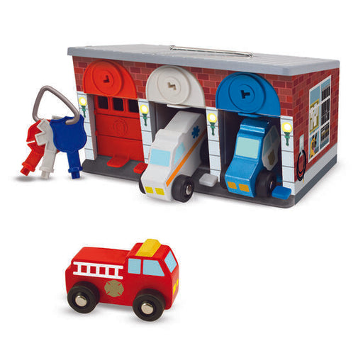 Keys & Cars Rescue Garage - JKA Toys