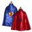 Reversible Adventure Cape with Mask, Size 4-6 - JKA Toys