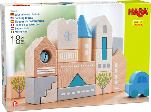 Bad Rodach Building Blocks - JKA Toys