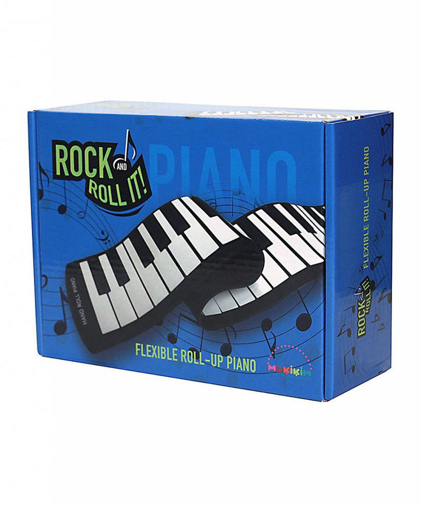 Rock & Roll It Roll Up Piano - JKA Toys