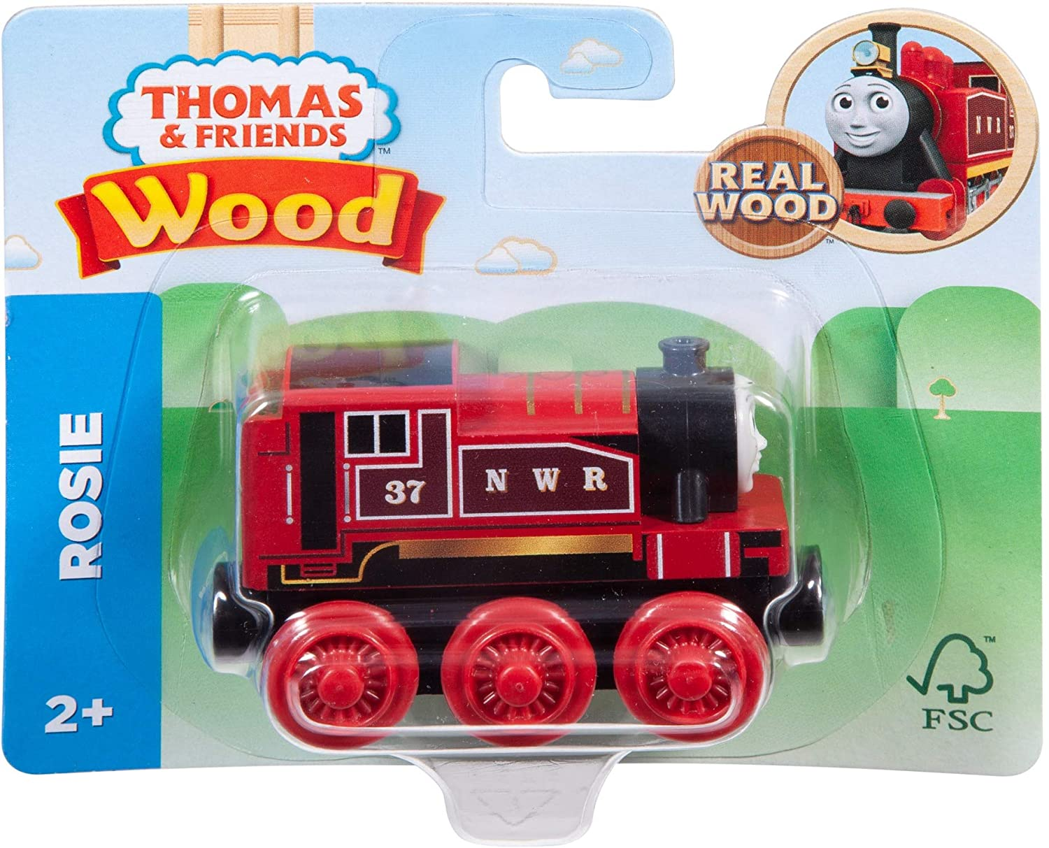Thomas & Friends: Rosie Wooden Train - JKA Toys
