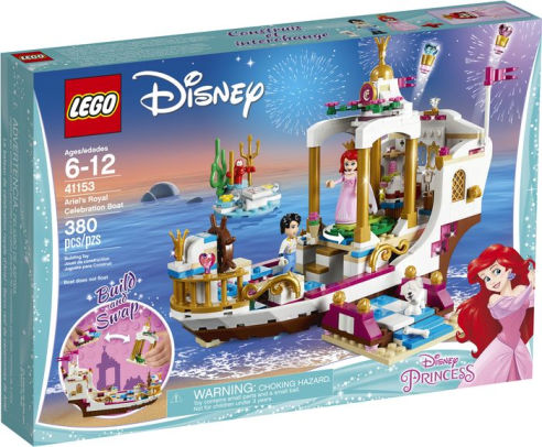 Ariel's Royal Celebration Boat - JKA Toys