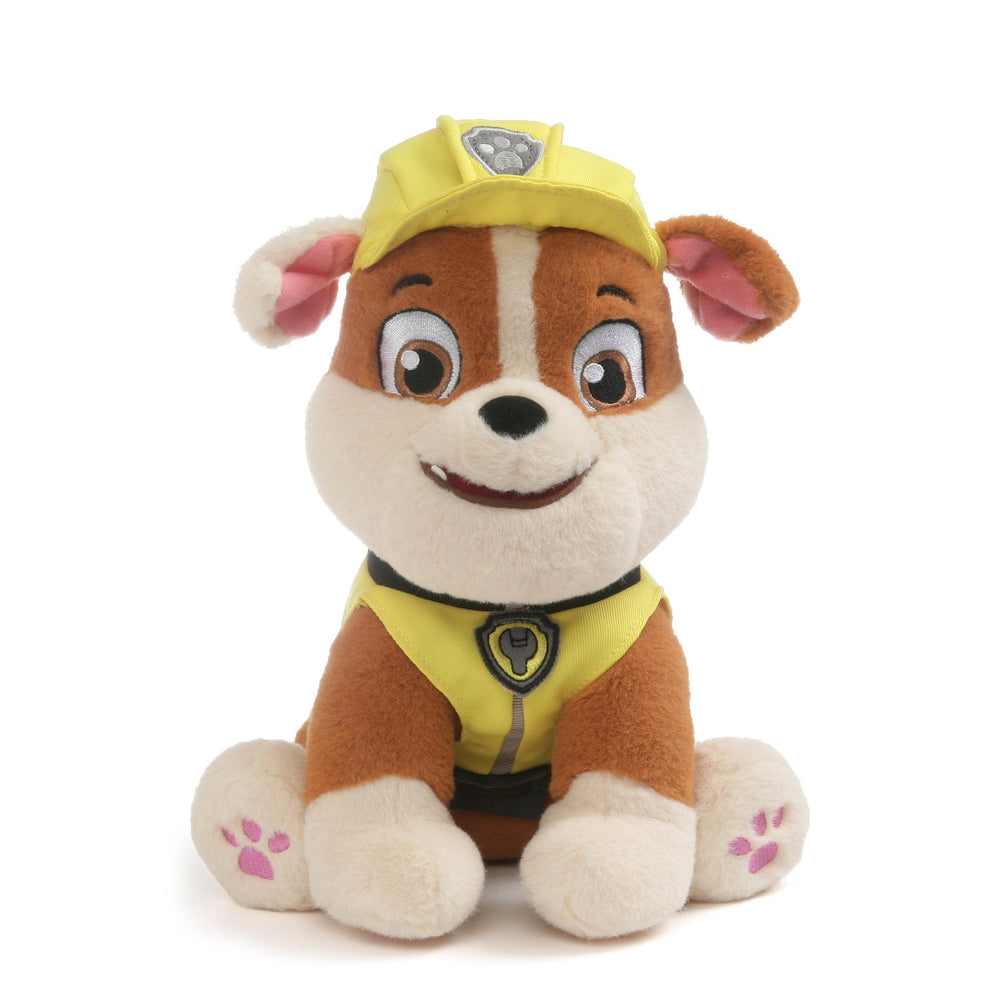 Paw Patrol Rubble Plush - JKA Toys