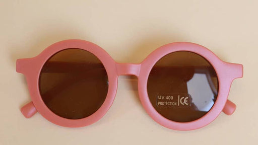 Round Toddler Sunglasses