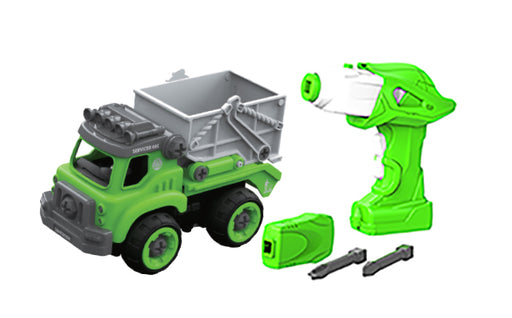 Build It Yourself: Sanitation Squad - JKA Toys