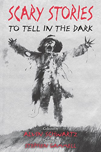 Scary Stories To Tell In The Dark Book - JKA Toys