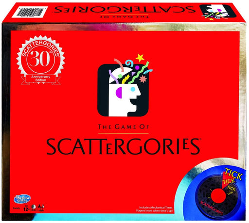 Scattegories - JKA Toys