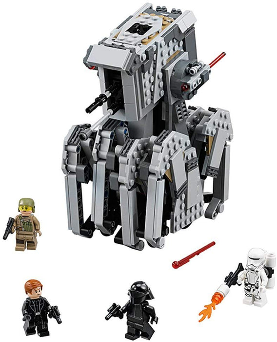 LEGO Star Wars First Order Heavy Scout Walker - JKA Toys