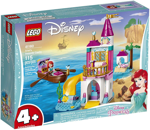 Ariel's Seaside Castle - JKA Toys