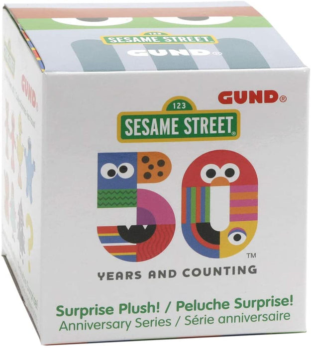 Sesame Street 50th Anniversary Surprise Box - JKA Toys