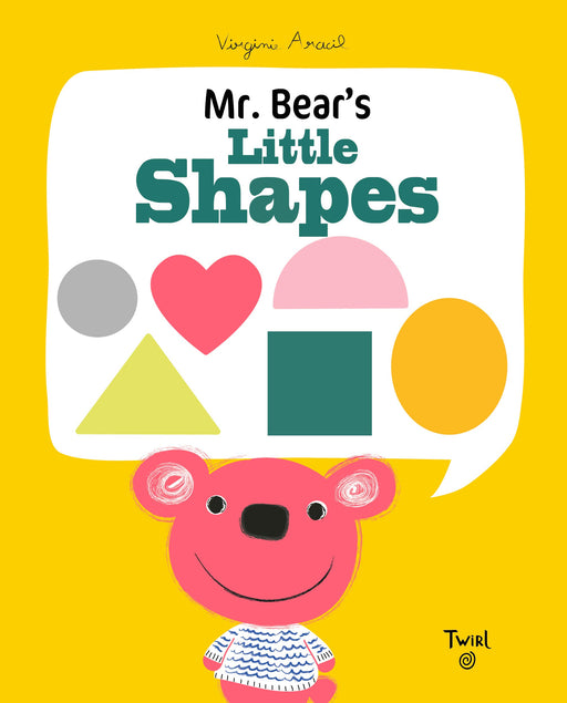 Mr. Bear's Little Shapes - JKA Toys