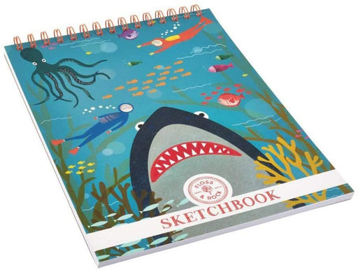 Shark Sketchbook - JKA Toys