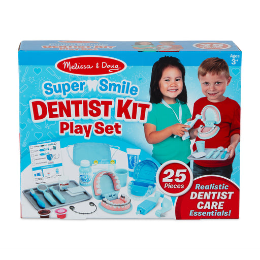Super Smile Dentist Play Set - JKA Toys