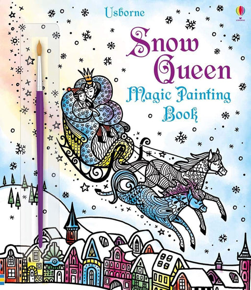 Snow Queen Magic Painting - JKA Toys