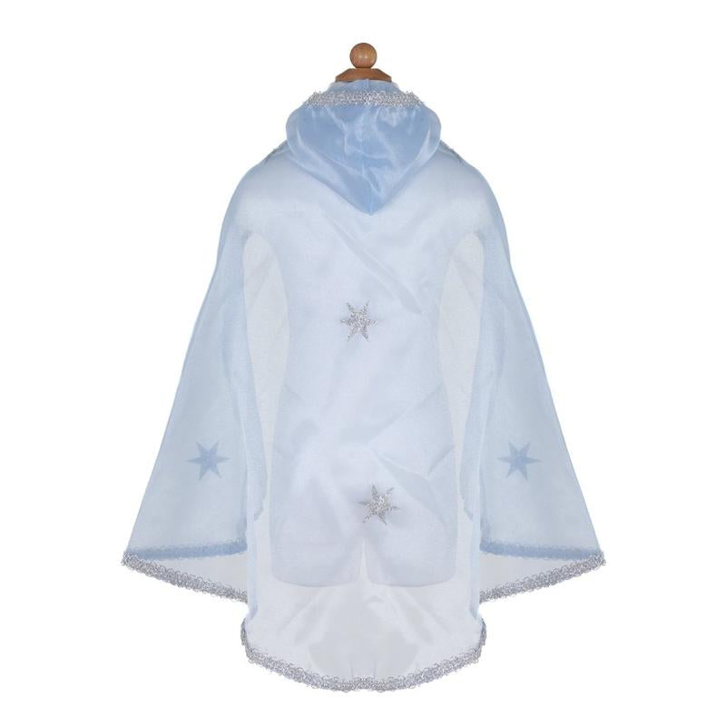 Snow Queen Cape, Size 3-6 - JKA Toys
