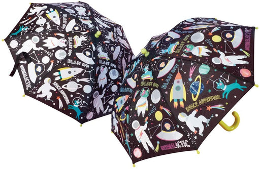 Space Color Changing Umbrella - JKA Toys