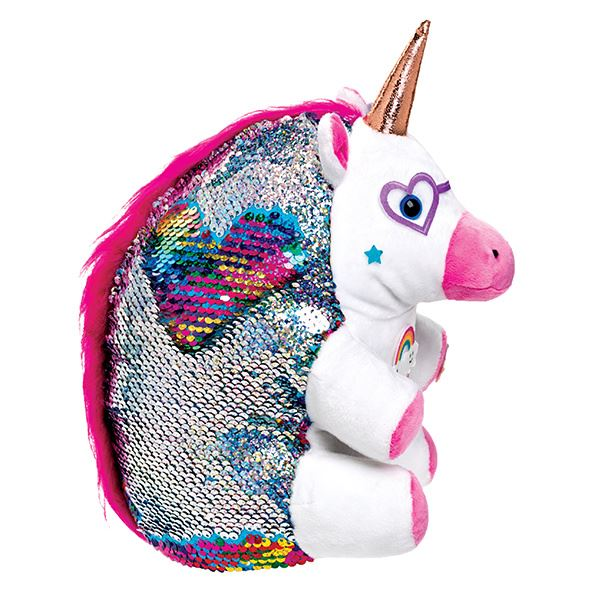 Sequin Pets Sparkles the Unicorn - JKA Toys